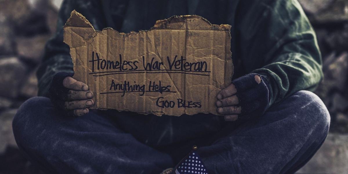 4 TIPS FOR HELPING HOMELESS VETERANS GET BACK ON THEIR FEET